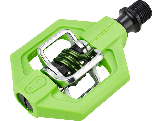 Crankbrothers Candy 1 HT - Pedales - verde
